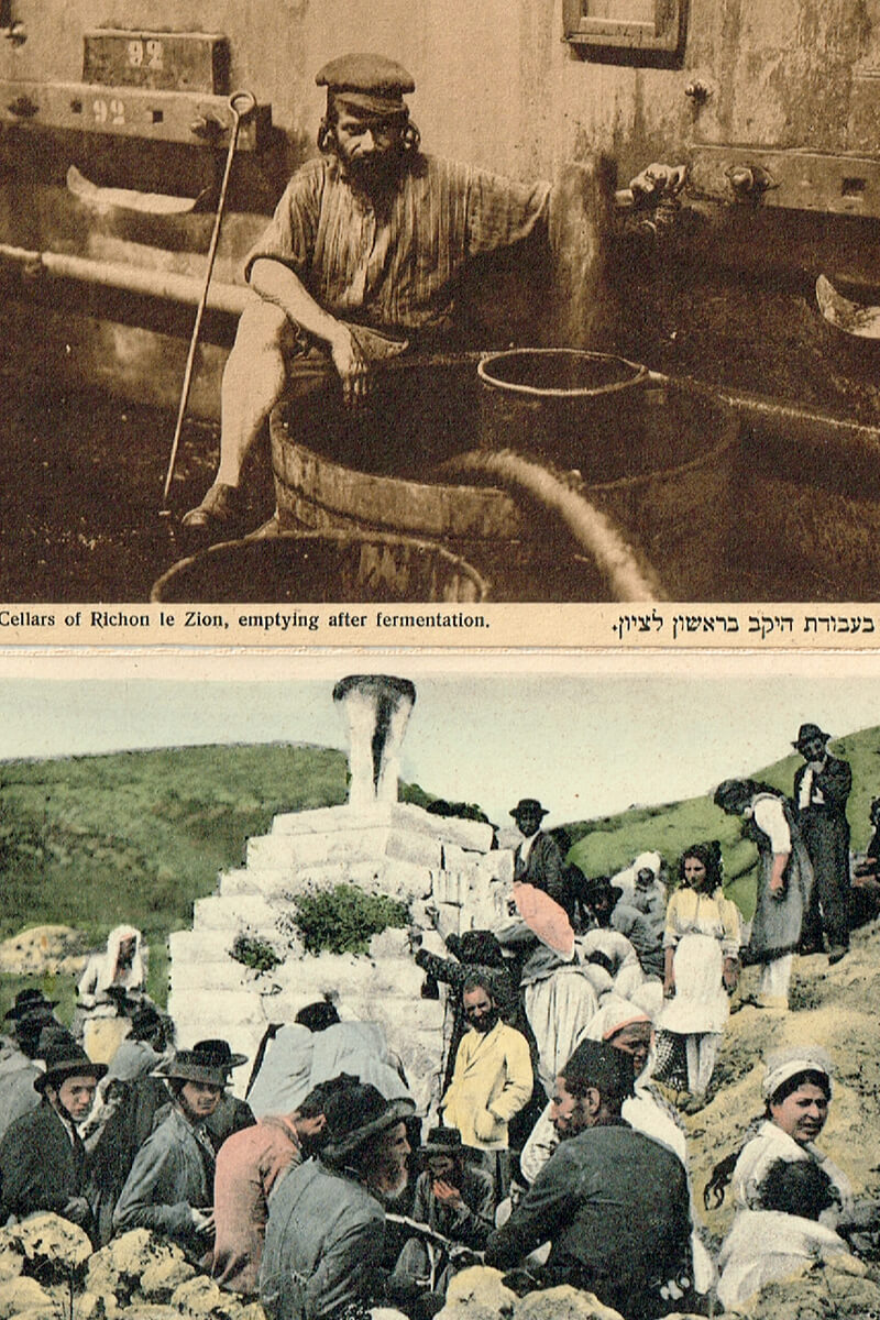 160. A Collection of 164 Palestine-Related Postcards
