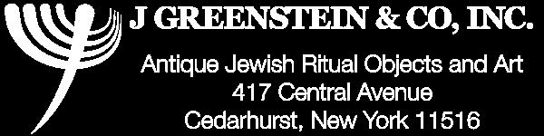 J Greenstein