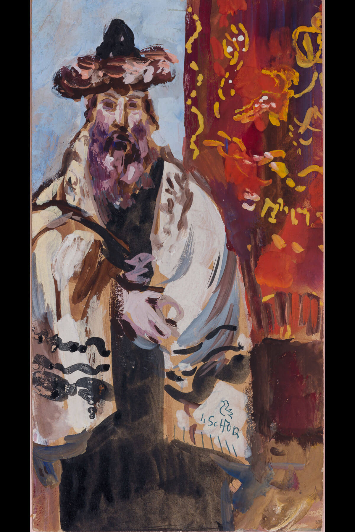 162. Simchat Torah by Ilya Schor