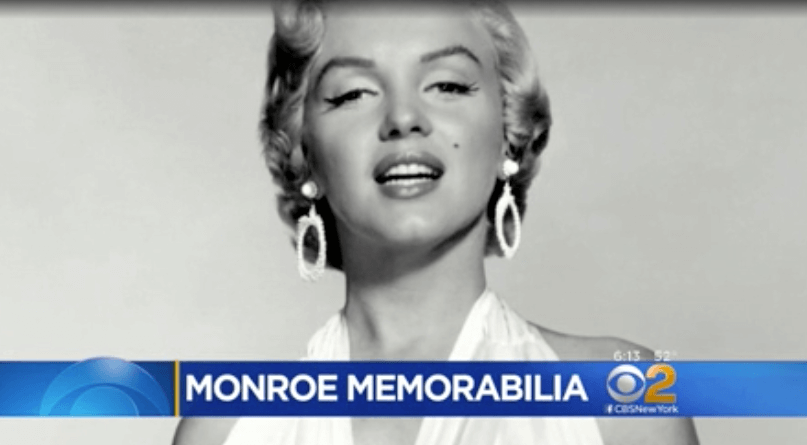 Marilyn Monroe's Prayer Book Up For Auction