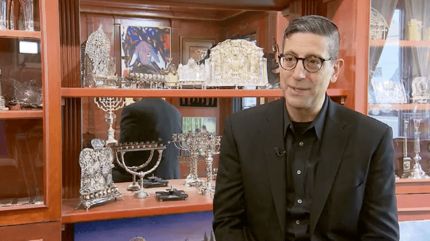 Cedarhurst Jewish antiques collector explains how he got into the business