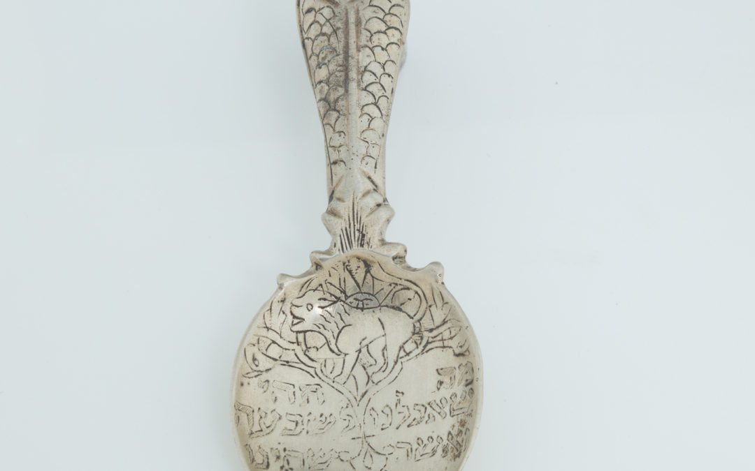 005. An Amuletic Silver Spoon