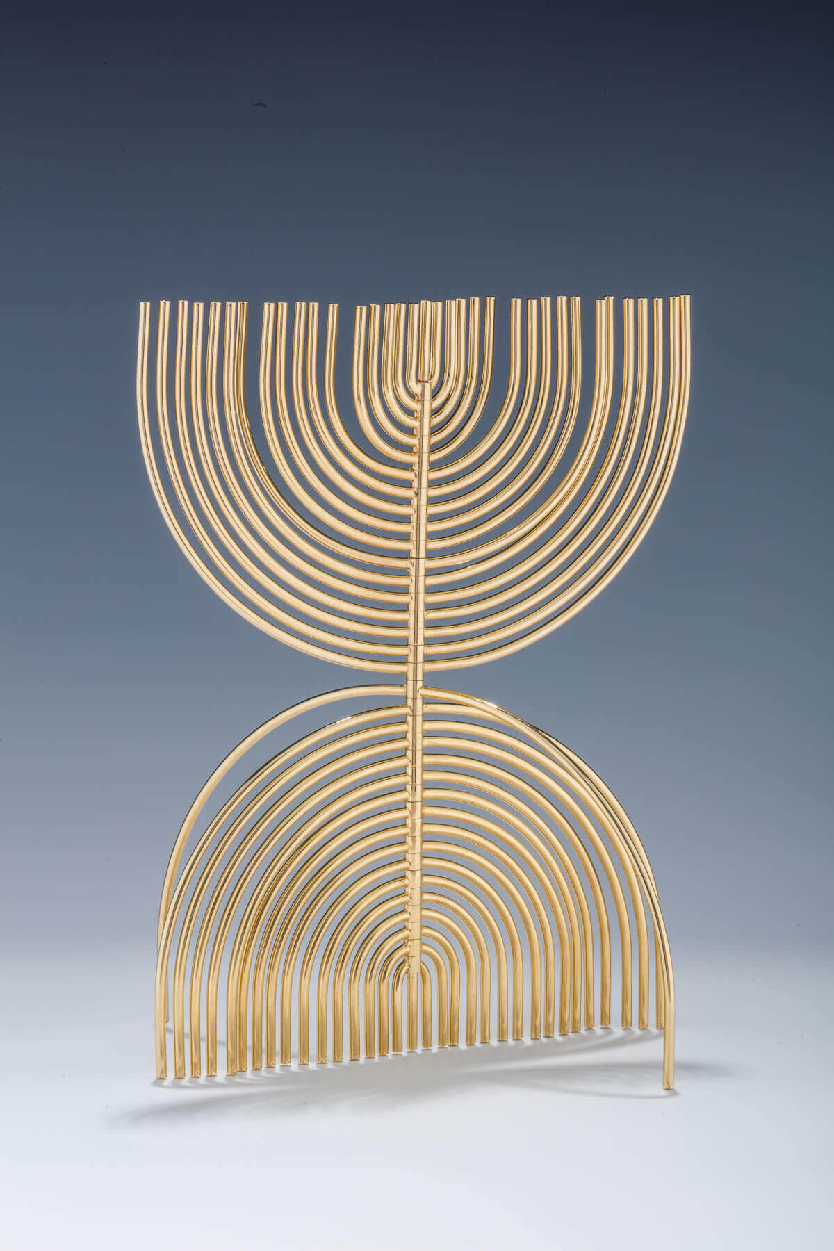 128. THE AGAM MENORAH