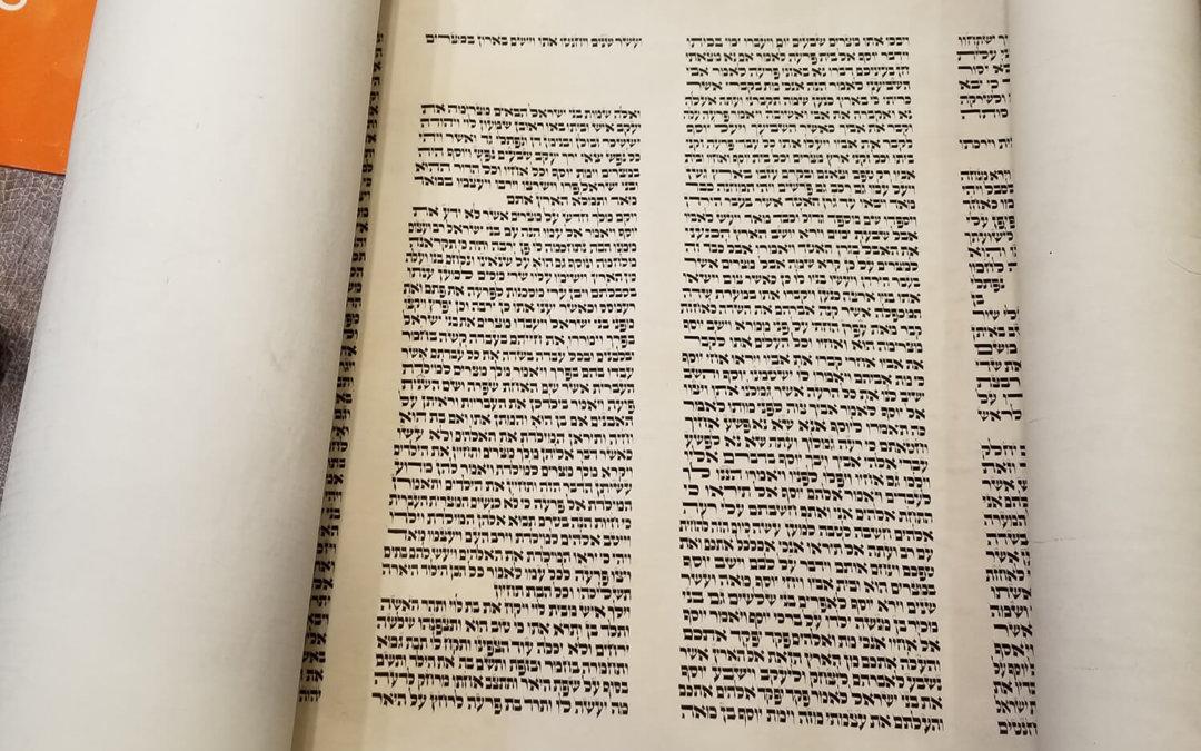 Kosher Sefer Torah (c. 1910)